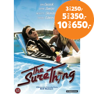 Produktbilde for The Sure Thing (DVD)