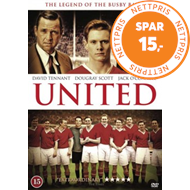 Produktbilde for United (DVD)