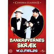 W.C. Fields - The Bank Dick (DVD)