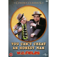 W.C. Fields - You Cant Cheat An Honest (DVD)