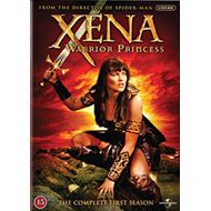 Xena Warrior Princess - Season 1 (DVD)