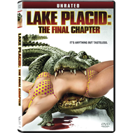 Lake Placid: The Final Chapter (DVD)