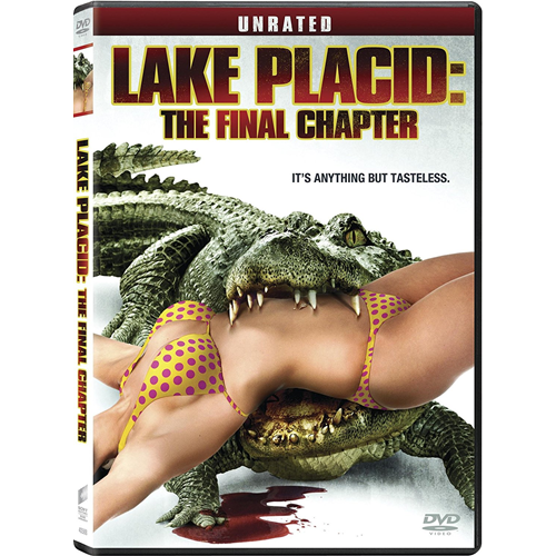 Lake Placid: The Final Chapter (DVD - SONE 1)