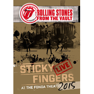 The Rolling Stones - From The Vault: Sticky Fingers Live At The Fonda Theatre 2015 (DVD)