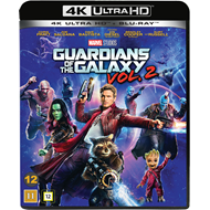 Produktbilde for Guardians Of The Galaxy 2 (4K Ultra HD + Blu-ray)