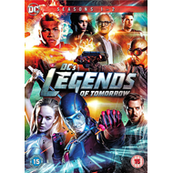 DC's Legends Of Tomorrow - Sesong 1-2 (UK-import) (DVD)