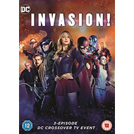 Invasion! - DC Crossover (UK-import) (DVD)