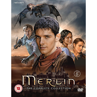 Merlin: The Complete Collection (UK-import) (DVD)