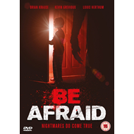 Be Afraid (UK-import) (DVD)