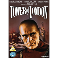 Tower Of London (UK-import) (DVD)