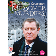 Midsomer Murders: Christmas Collection (UK-import) (DVD)