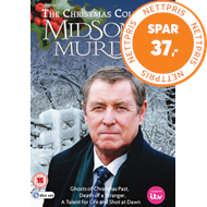 Produktbilde for Midsomer Murders: Christmas Collection (UK-import) (DVD)