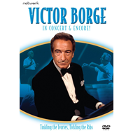 Victor Borge - In Concert & Encore! (UK-import) (DVD)
