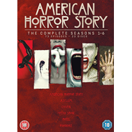 American Horror Story: The Complete Seasons 1-6 (UK-import) (DVD)