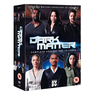 Dark Matter: Complete Seasons One To Three (DVD)