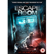 Escape Room (UK-import) (DVD)