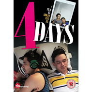 Four Days (UK-import) (DVD)