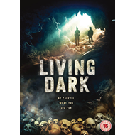 Living Dark - The Story Of Ted The Caver (DVD)
