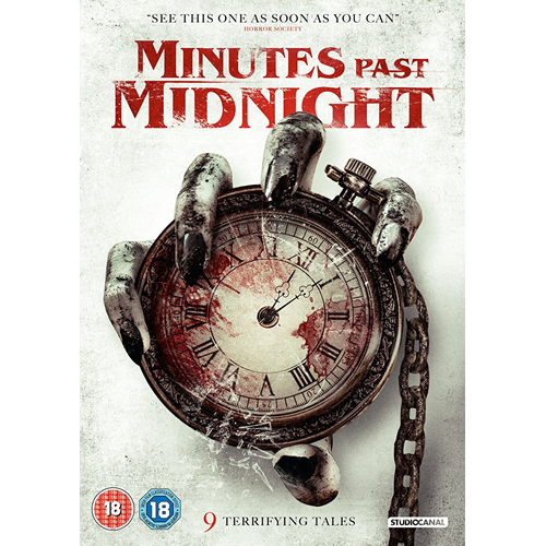 Minutes Past Midnight (UK-import) (DVD)