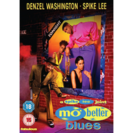 Mo' Better Blues (UK-import) (DVD)