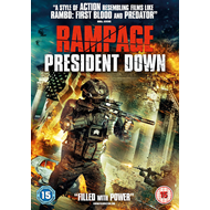 Rampage - President Down (UK-import) (DVD)