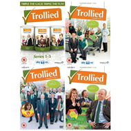 Produktbilde for Trollied: Complete Series 1 To 6 (UK-import) (DVD)