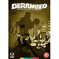 Deranged...The Confessions Of A Necrophile (UK-import) (DVD)