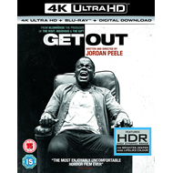 Get Out (UK-import) (4K Ultra HD + Blu-ray)