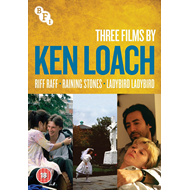 Ken Loach Collection (UK-import) (DVD)