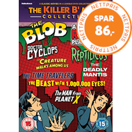 Produktbilde for The Killer B' Collection (UK-import) (DVD)