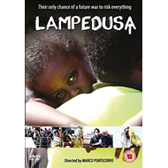 Produktbilde for Lampedusa (UK-import) (DVD)