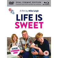 Life Is Sweet (UK-import) (Blu-ray + DVD)
