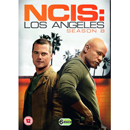 NCIS: Los Angeles - Season 8 (UK-import) (DVD)