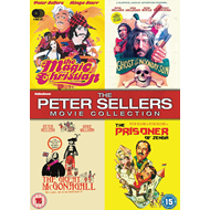 The Peter Sellers Collection (UK-import) (DVD)