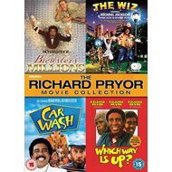 The Richard Pryor Movie Collection (UK-import) (DVD)