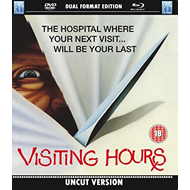 Produktbilde for Visiting Hours (UK-import) (DVD + Blu-ray)