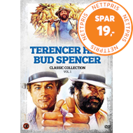 Produktbilde for Bud Spencer & Terence Hill Classic Collection Vol. 1 (DVD)