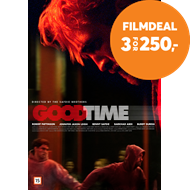 Produktbilde for Good Time (DVD)