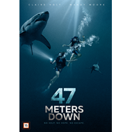 47 Meters Down (DVD)