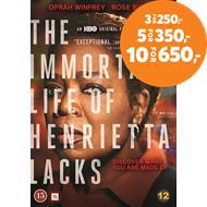 Produktbilde for The Immortal Life Of Henrietta Lacks (DVD)