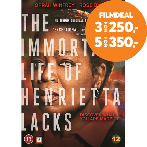 The Immortal Life Of Henrietta Lacks (DVD)
