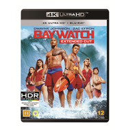 Baywatch (4K Ultra HD + Blu-ray)