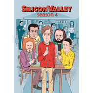 Silicon Valley - Sesong 4 (DVD)