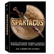 Spartacus Complete Box (Re-Pack) (DVD)