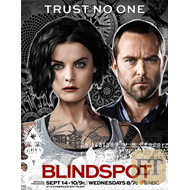 Produktbilde for Blindspot - Sesong 2 (DVD)