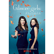 Gilmore Girls - Sesong 8: A Year In The Life (DVD)