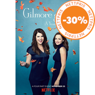 Produktbilde for Gilmore Girls - Sesong 8: A Year In The Life (DVD)