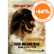Fear The Walking Dead - Sesong 3 (DVD)