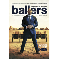 Ballers - Sesong 3 (DVD)