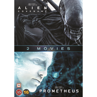 Produktbilde for Alien Covenant / Prometheus Boxset (DVD)